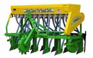 जीरो टिलेज मशीन zero tillage machine